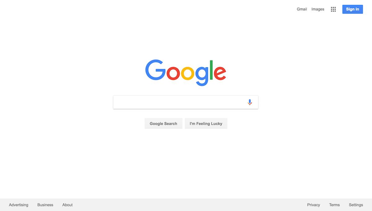 Trik Google
