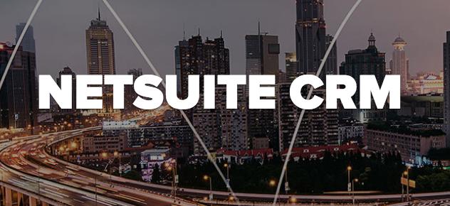 NetSuite CRM