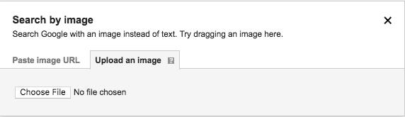 Upload foto untuk mencari foto yang Anda inginkan