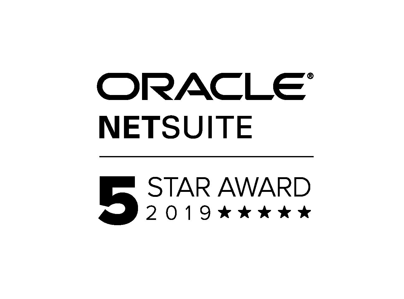 Mitra NetSuite 5-Star