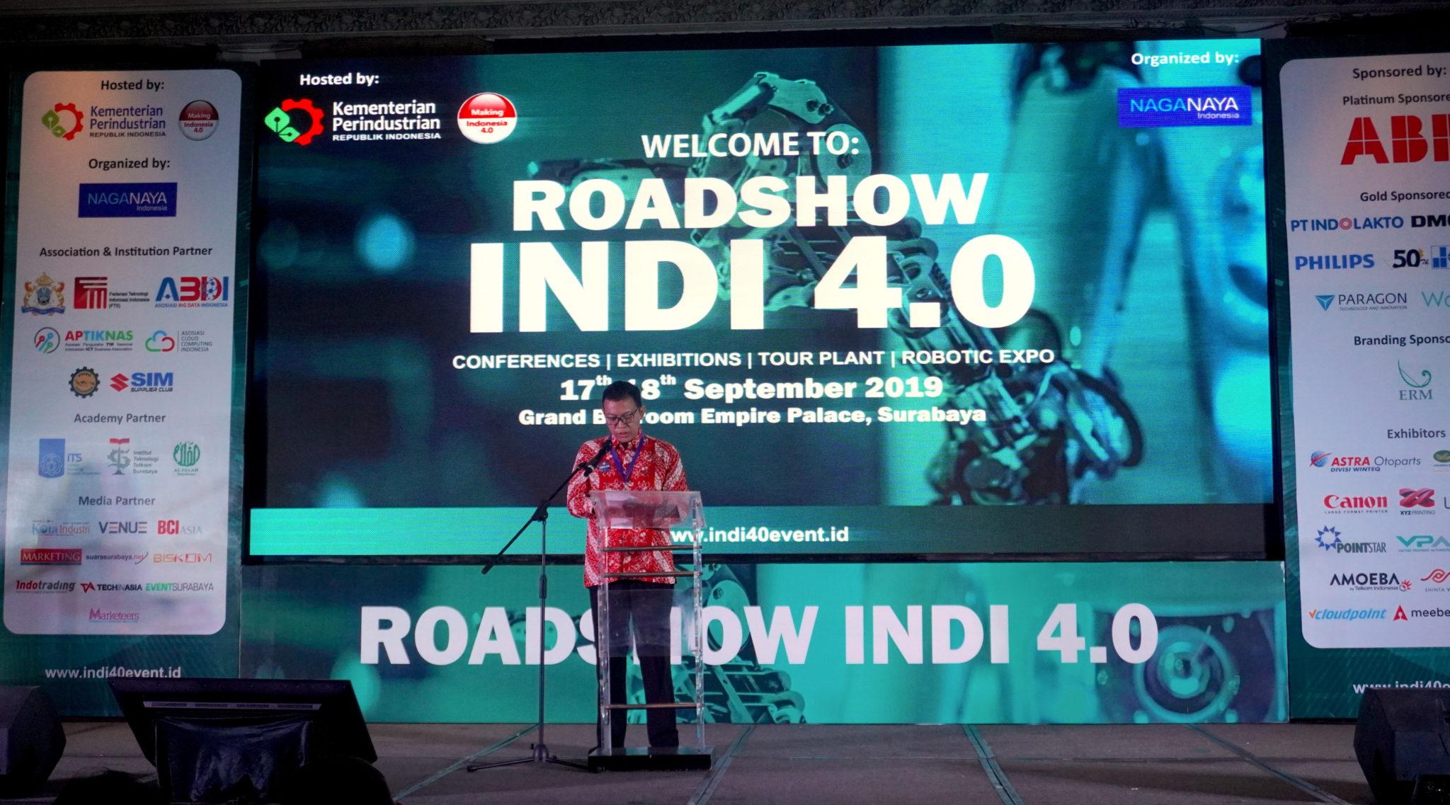 Roadshow INDI 4.0