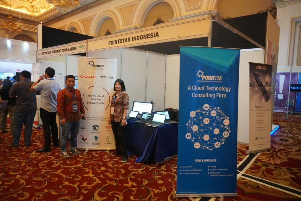 PointStar di Roadshow INDI 4.0