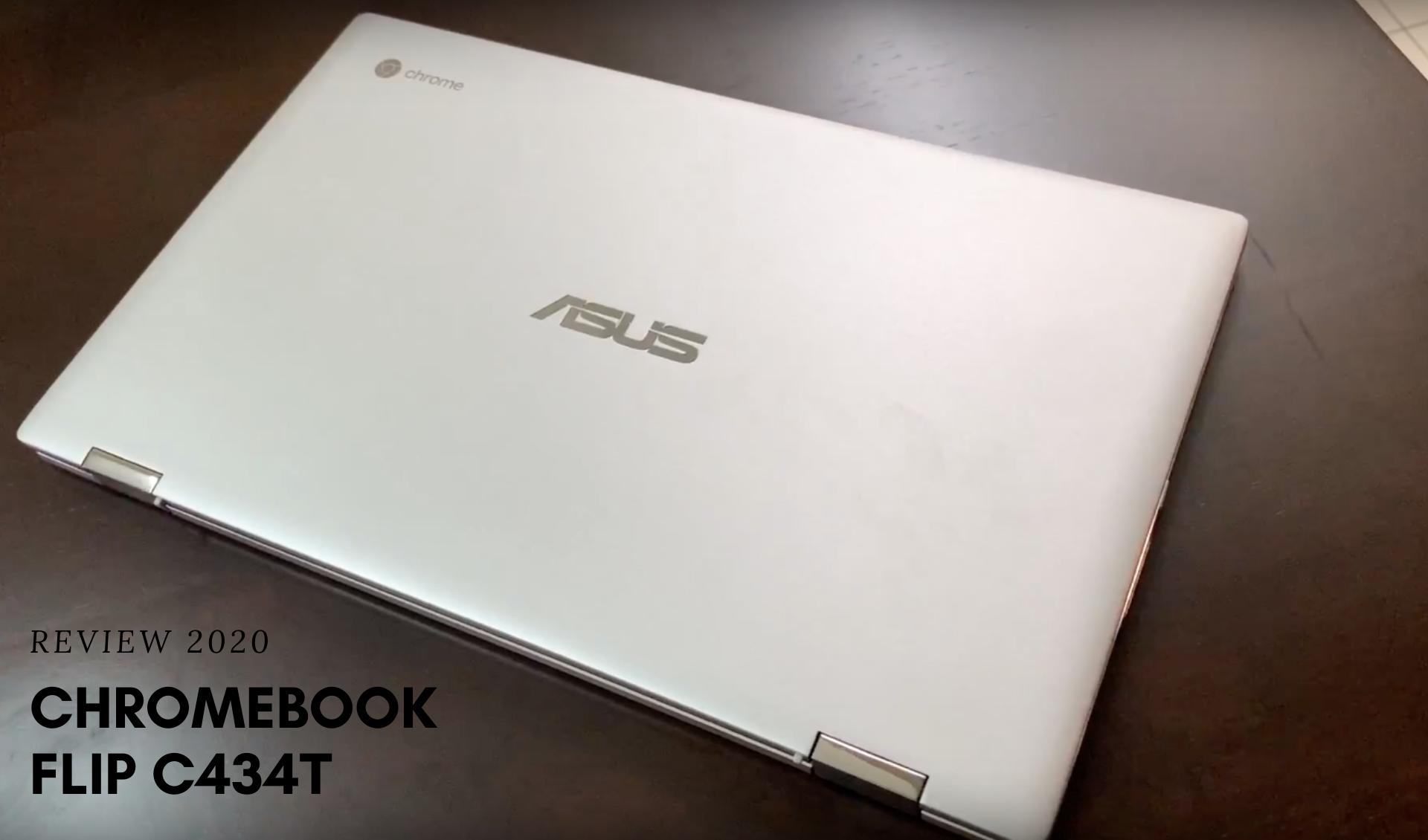 Review Chromebook
