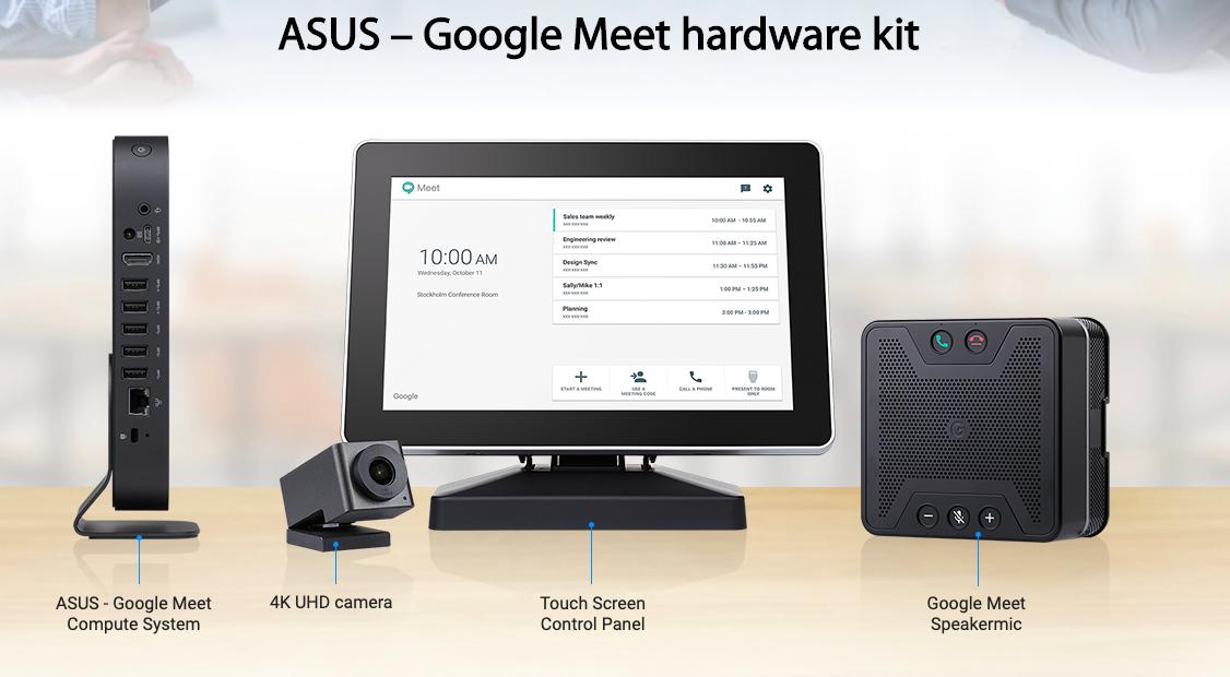Asus Google Meet Kit