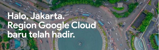 Google Region Launch
