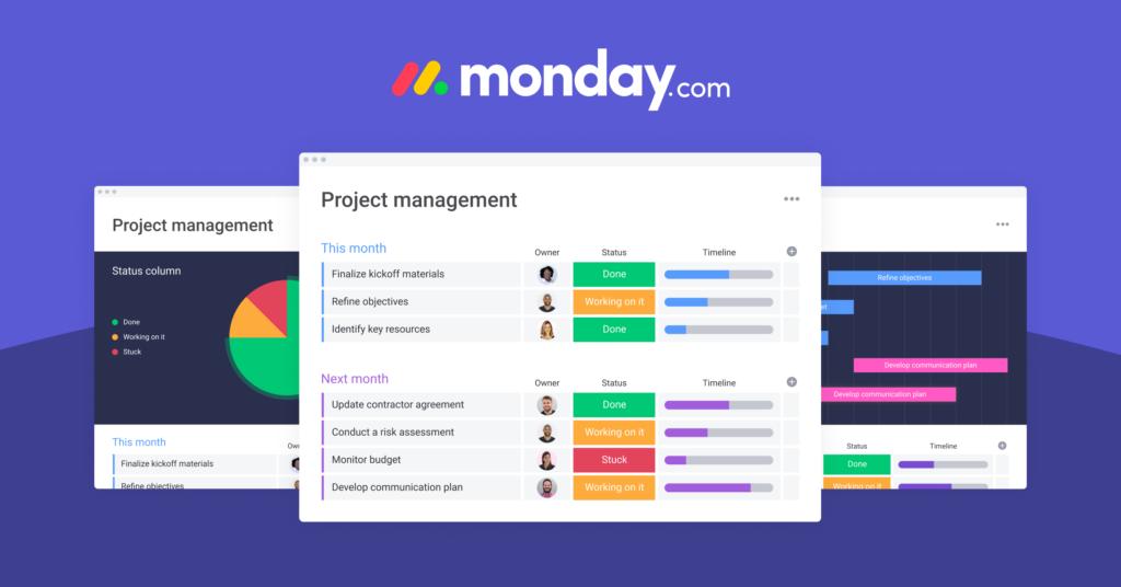 Monday.com CTA
